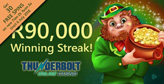 South African Player has R90,000 Winning Streak on Lucky 6 Slot